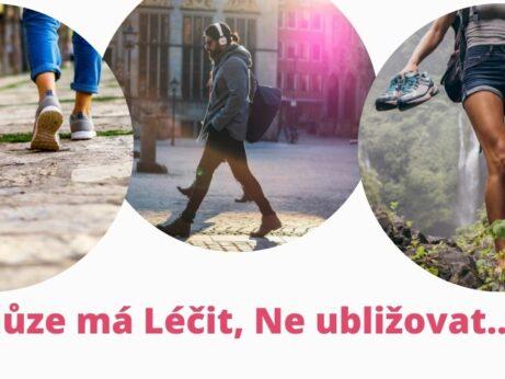 Chůze má léčit, ne ubližovat - martinafallerova.cz