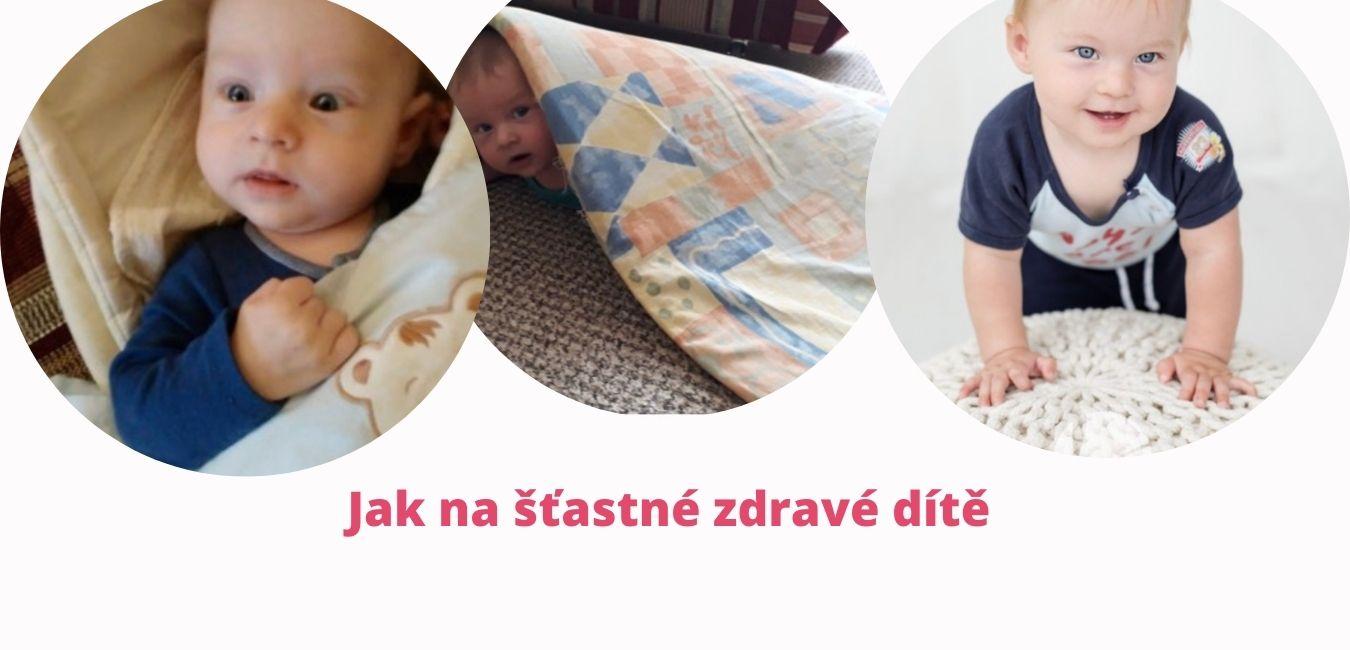 Jak na šťastné zdravé dítě - martinafallerova.cz