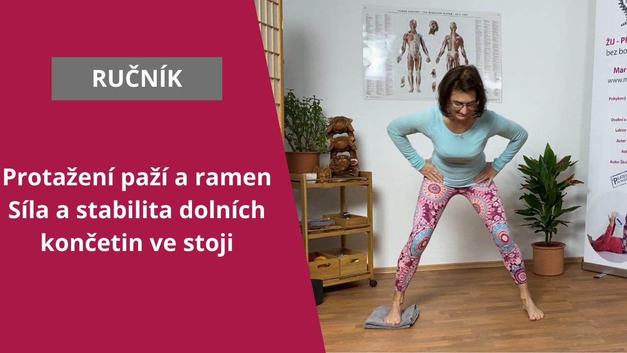 Výzva sručníkem - martinafallerova.cz