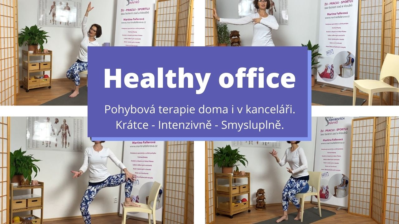 Healthy office - martinafallerova.cz